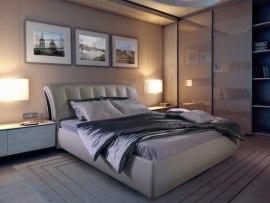 Кровать Soft Bed Висконти