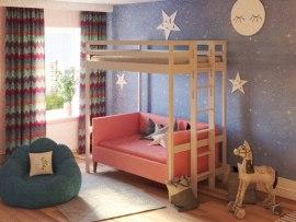 Детская кровать-чердак Vita Mia Bravo (Браво)