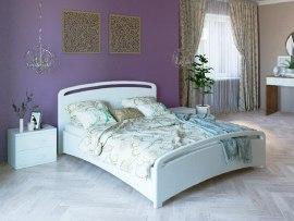 Кровать из массива дерева Vita Mia Alsu ( Алсу )