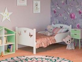 Кровать из массива дерева PinoLetto Бабочка