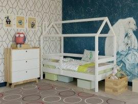 Кровать домик из массива дерева Vita Mia Arcobaleno-1 ( Радуга-1 )