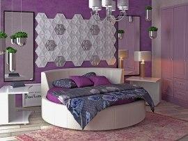 Кровать круглая PinoLetto Bella ( Белла )
