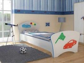 Кровать детская Орматек Соната Kids ( для мальчиков )