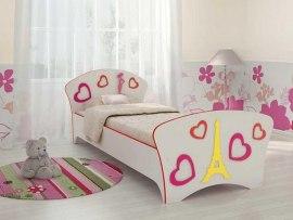 Кровать детская Орматек Соната Kids ( для девочки )