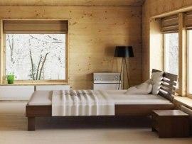 Кровать Letta-R Clare-Firu 300 (массив бука)