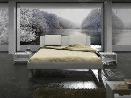 Кровать Letta-R Eton-Dori (массив бука)