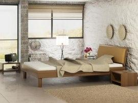 Кровать Letta-R Clio-Dori (массив бука)