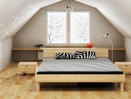Кровать Letta-R Bruno-Dori (массив бука)