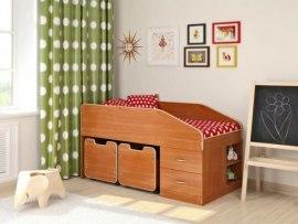 Кровать детская Легенда 8 ( мини чердак )