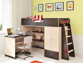 Кровать чердак Легенда 3.2 ( для детей и взрослых )