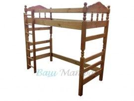 Кровать чердак детская из массива дерева Vita Mia Рикардо