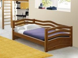 Кровать софа детская из массива дерева Vita Mia Бриз