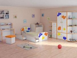 Кровать детская Орматек Соната Kids Плюс