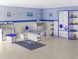 Кровать детская Орматек Соната Kids Плюс ( для мальчиков )