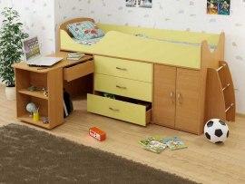 Кровать чердак Карлсон Мини 8 ( для дошкольников )