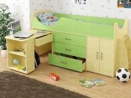 Кровать чердак Карлсон Микро 302