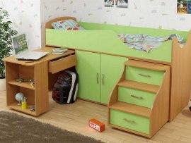 Кровать чердак Карлсон Микро 305