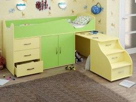 Кровать чердак Карлсон Микро 306
