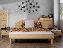 Кровать Letta-R Narni-Dori (массив бука)