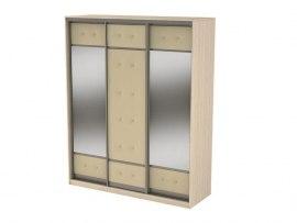 Шкаф 3-х дверный Орматек Неро/Сезия