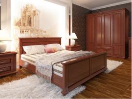 Кровать DreamLine Палермо ( массив бука или ясеня )