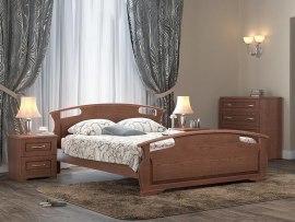 Кровать DreamLine Афродита ( массив бука или ясеня )