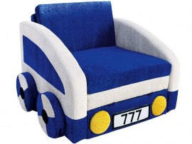 Детский раскладной диван М-Стиль Багги