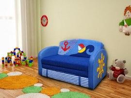 Детский раскладной диван М-Стиль Волна