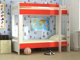 Кровать двухъярусная Карлсон Дуэт 4