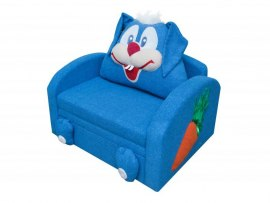 Детский раскладной диван М-Стиль Кролик