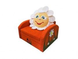 Детский раскладной диван М-Стиль Ромашка