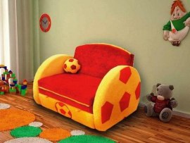 Детский раскладной диван М-Стиль Мяч