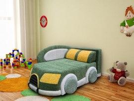 Детский раскладной диван М-Стиль Ралли