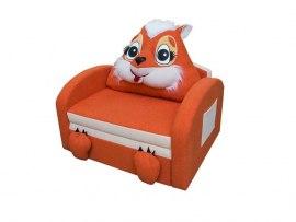 Детский раскладной диван М-Стиль Лисичка
