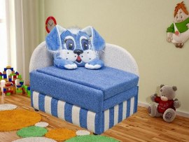 Детский раскладной диван М-Стиль Заяц Коська