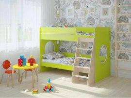 Кровать детская двухъярусная Легенда 25.1