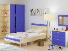 Кровать детская Teens Home 17.107
