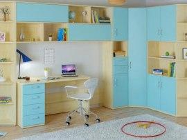 Комплект мебели Teens Home Кабинет 9
