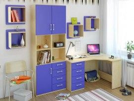 Комплект мебели Teens Home Кабинет 10