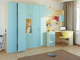Комплект мебели Teens Home Кабинет 12