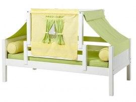Кровать - домик детская из массива дерева Vita Mia Ромашка