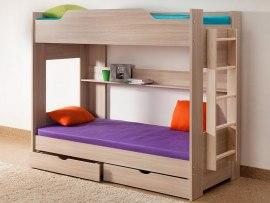 Двухъярусная кровать Боровичи-Мебель