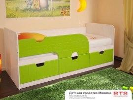 Детская кровать BTS Минима