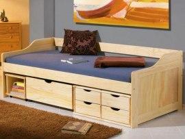 Детская деревянная кровать-софа Vita Mia Flora (Флора)