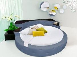 Кровать круглая Vita Mia Элоиза 2 с матрасом