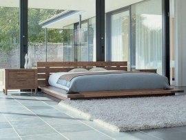 Кровать - татами из массива дерева Vita Mia Dansen ( Дансэн )