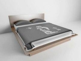 Кровать - татами из массива дерева Vita Mia Акира