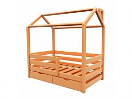 Кровать- домик из массива дерева Vita Mia Arcobaleno-1 ( Радуга-1 )