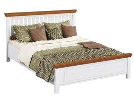 Кровать из массива дерева Vita Mia Оливия с встроенным основанием