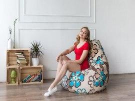 Кресло мешок Беатрис